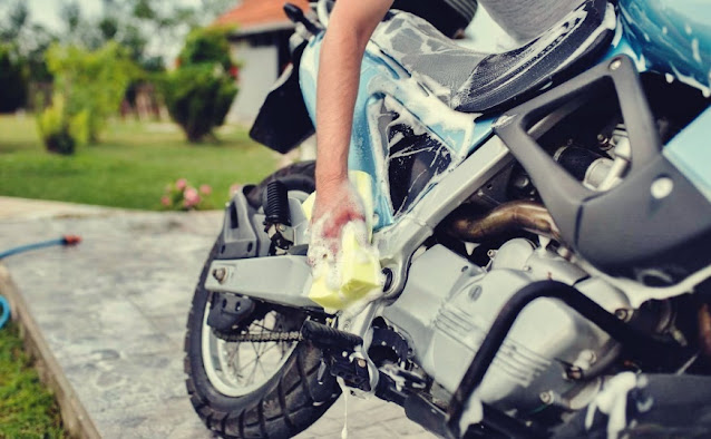 cara merawat velg motor agar awet