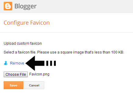 remove favicon