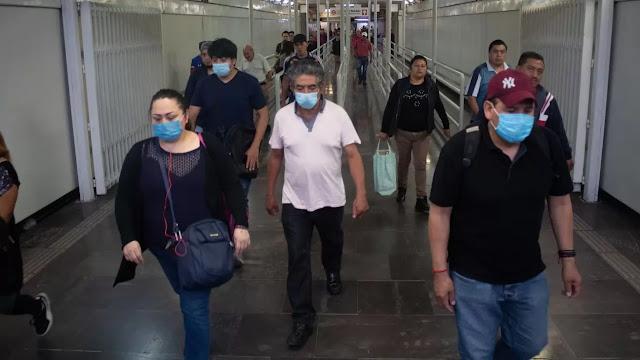 Coronavirus en México: 5,399 casos confirmados y 406 fallecidos