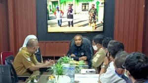 Kolonel Eppy Gustiawan, Serius Tertibkan Sampah Pasar Gedebage Pada Rakor Antar Dinas