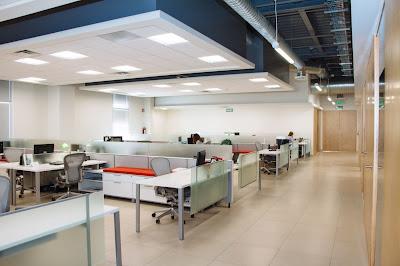 tips menata meja partisi kantor sesuai protokol kesehatan