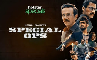 hotstar special ops review