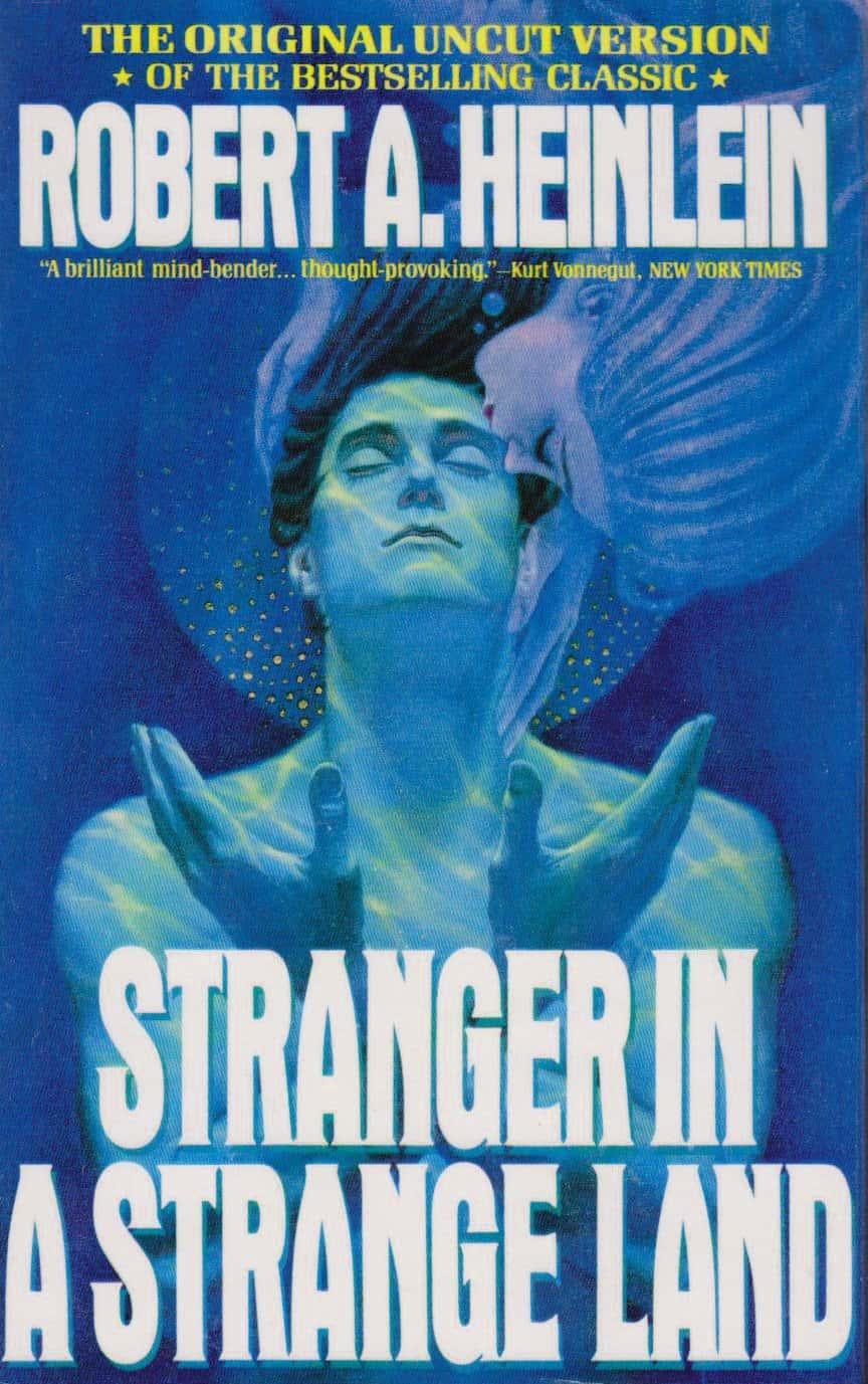 Forastero en Tierra Extraña, de Robert A. Heinlein