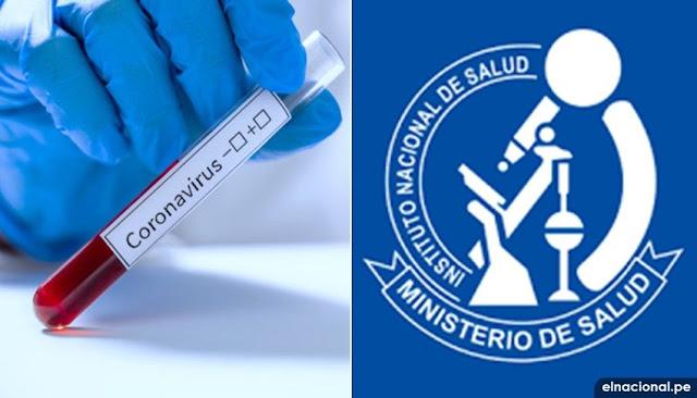 Perú: Instituto Nacional de Salud crea prueba molecular para el diagnóstico de coronavirus en menos de una hora