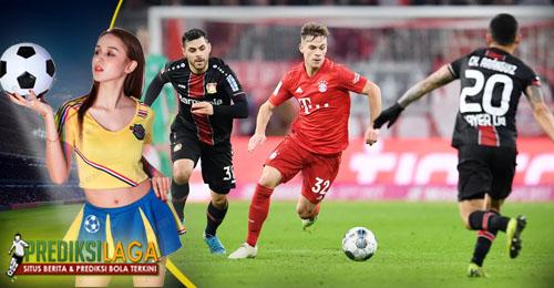 Bekuk Leverkusen, Bayern Amankan Puncak Bundesliga