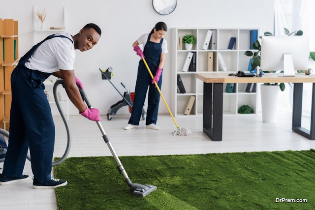 What are The Most Common Types of Commercial Cleaning You Need to Maintain Cleanliness and Hygiene?