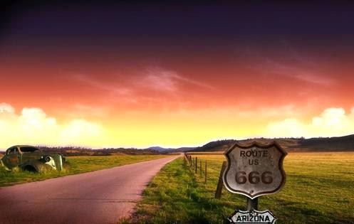 Resultado de imagem para a rota 666
