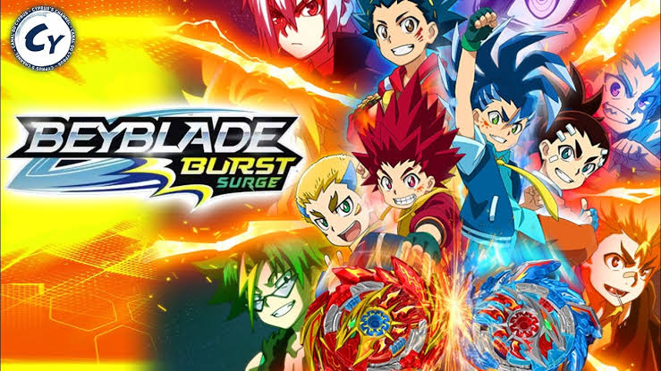 Beyblade Burst Surge Season 05 All Images In 720p