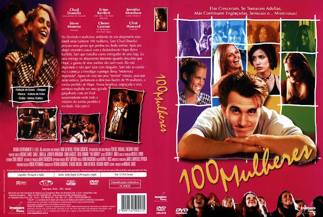 Capa DVD 100 Mulheres