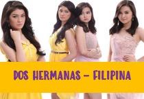 Novela Dos Hermanas Filipina Capítulo 03 Gratis