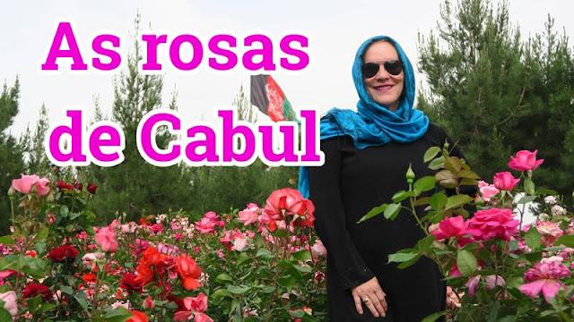 As rosas de Cabul | Parque Bibi Mahroo