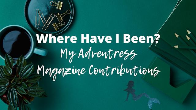 My Adventress Magazine Contributions