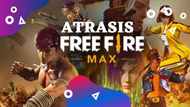 Atrasis Free Fire ( FF ), Amankah ?