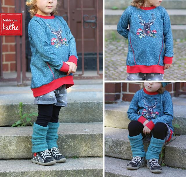 Pull*ee von Nipnaps aus Autumn mini cute von Lila-Lotta aus der Forest-Kollektion
