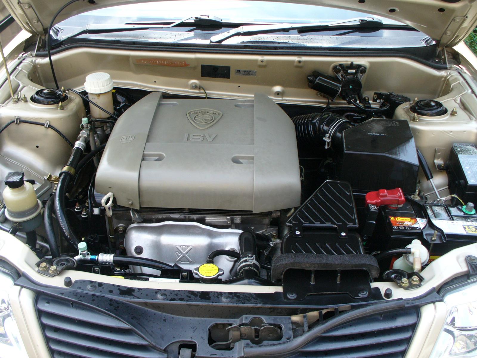 Proton Waja engine manual
