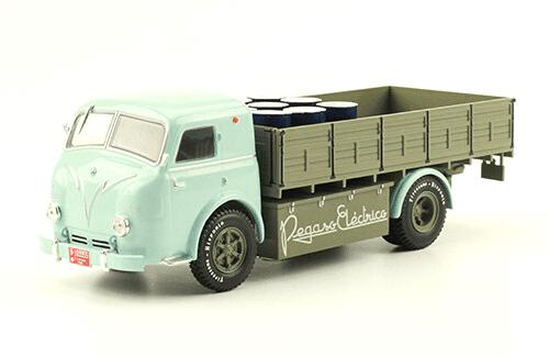 Pegaso Z-1601 Eléctrico 1952 Fábrica camiones pegaso