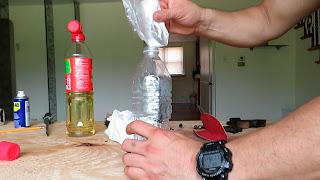 vinagre y bicarbonato para quitar el óxido