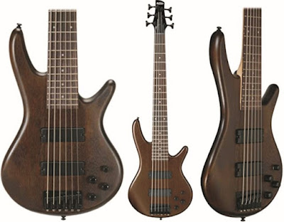Ibanez Guitars: Six-String Bass Guitar for Professional Solo Guitarists