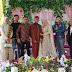 Pernikahan M Nur dengan Hellia di Berkahi Turunnya Hujan, Pertanda Kesuburan