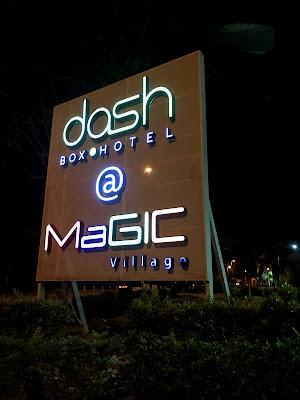 dash box hotel cyberjaya
