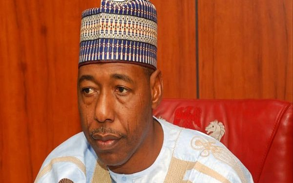 Borno declares 14 days lockdown