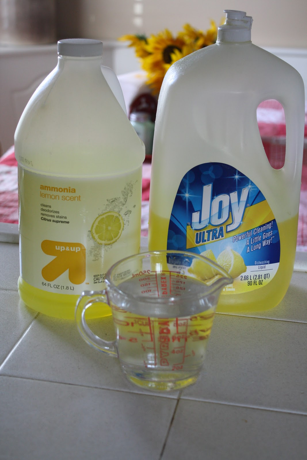 Sunny Simple Life: Homemade Laundry Stain Remover