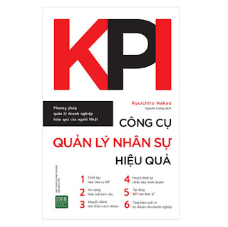 KPI - Công Cụ Quản Lý Nhân Sự Hiệu Quả ebook PDF-EPUB-AWZ3-PRC-MOBI