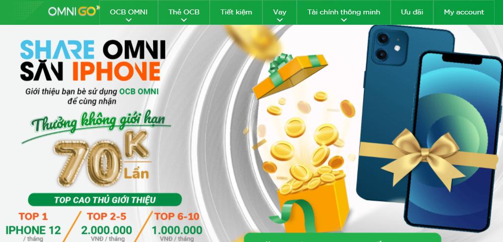 Tải app OCB Kiếm tiền online