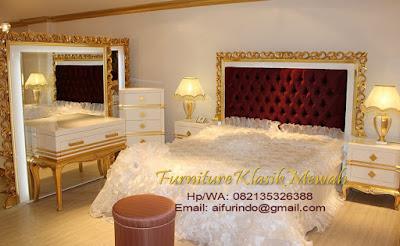 kamar set jati warna gold-toko mebel jati klasik-toko jati-furniture klasik mewah-jual kamar set jati klasik-JUAL MEBEL FURNITURE JEPARA,MEBEL INTERIOR KLASIK,MEBEL KLASIK UKIRAN JATI DUCO FRENCH VINTAGE