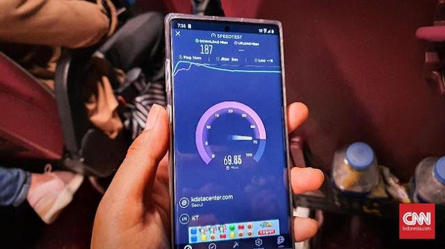 Jaringan 5G bakal lebih murah dibanding jaringan 4G