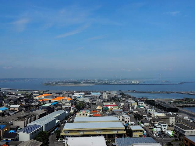 銚子ポートタワー 展望