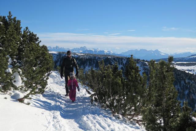 cosa fare con i bambini sulla neve