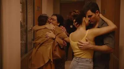 Magno (Juliano Cazarré) sai da cadeia com a ajuda de Vitória (Taís Araujo)