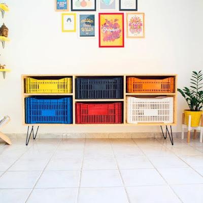 28 modelos de rack para sua sala. Inspire-se!