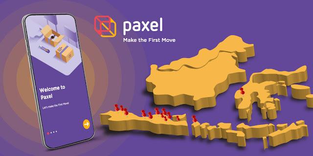 Pengiriman dengan paxel