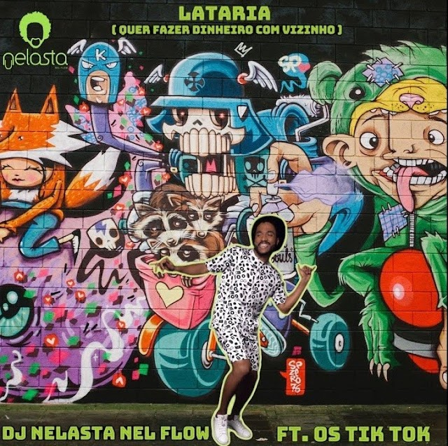 Dj Nelasta feat. Os Tik Tok - Quer Fazer Dinheiro Com Os Vizinhos (Afro Animação)