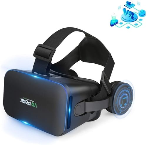 XYC VR Headset Compatible with iPhone and Android Phones