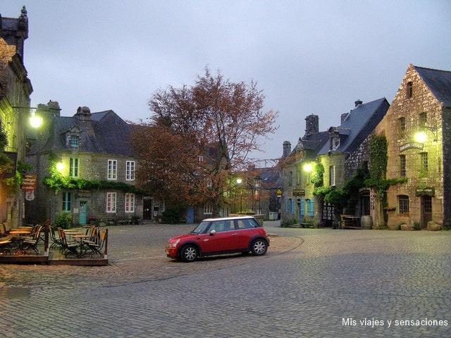 Locronan, Bretaña Francesa
