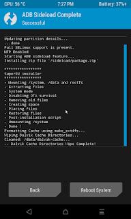 Cara Root Andromax ES (C46B2G) Tanpa PC 100% Berhasil