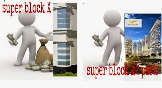 Super Block K2 Park