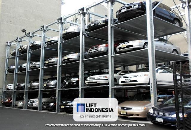 lift parkir mobil Salatiga