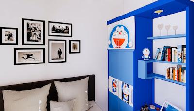 Kamar Anak Rumah Minimalis 6x12