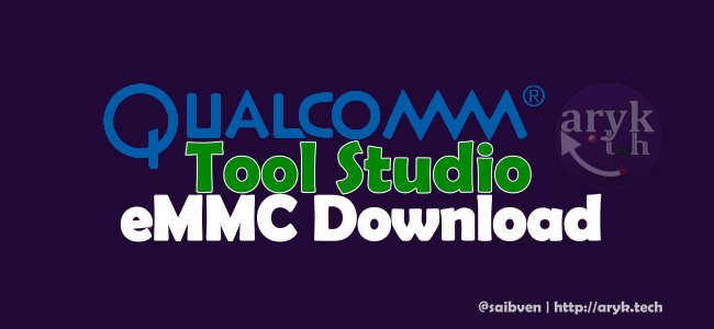 Download Tool Studio eMMC Download Tool
