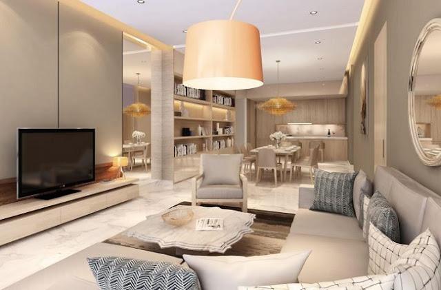 Căn hộ 4 phòng ngủ chung cư Sun Group Lương Yên