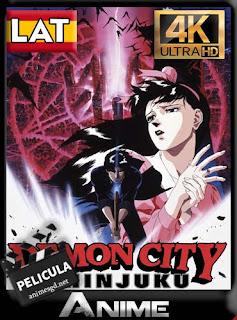 Demon City Shinjuku (1988) Latino4K [2160p] UHD HDR [GoogleDrive] DizonHD