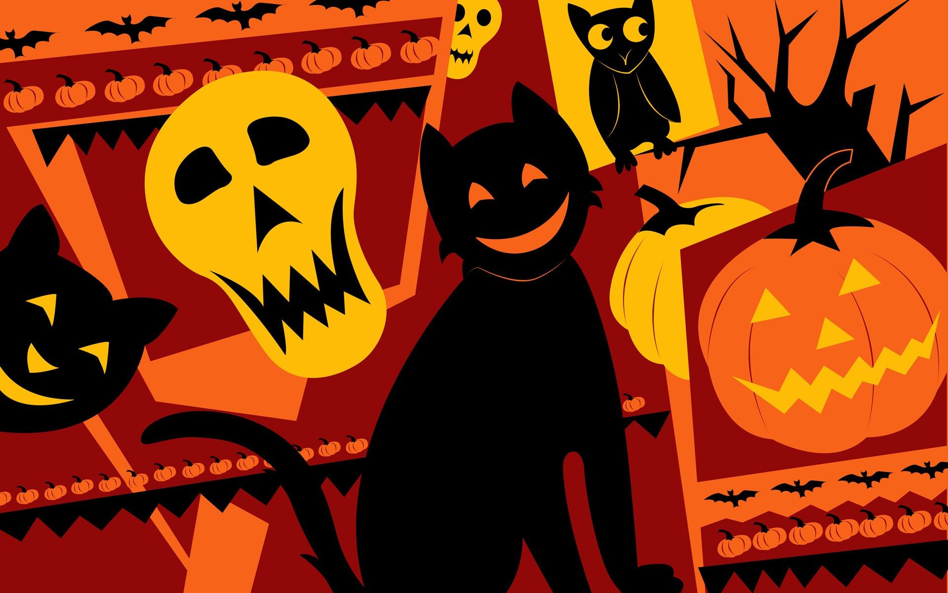 halloween background for teams