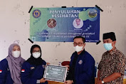 KKM UNIBA Adakan Seminar Tentang Kesadaran Masyarakat Mengenai Protokol Kesehatan Dimassa Pandemi Covid-19