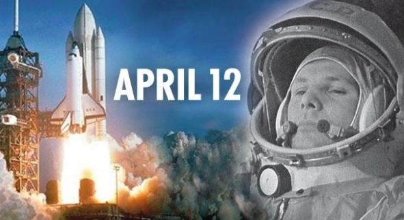 International Day of Human Space Flight - April  12