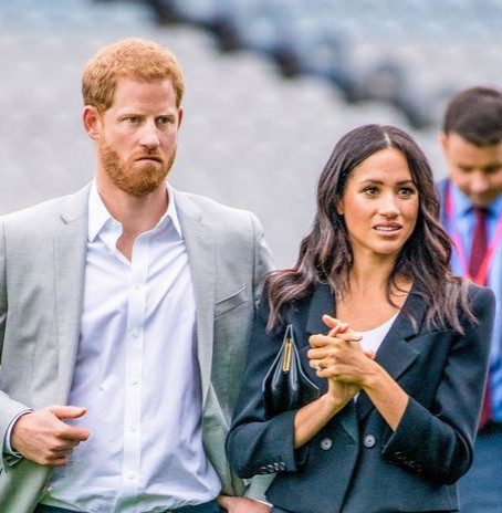 Prince Harry wants an apology from the royal family over Meghan Markle's treatment