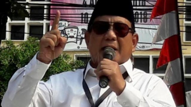 Jika Kalah di Pilpres, Hal Bijaksana Ini Bakal Dilakukan Prabowo